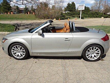 2009 Audi TT 3.2 Premium Plus quattro Rdstr for sale 100757637