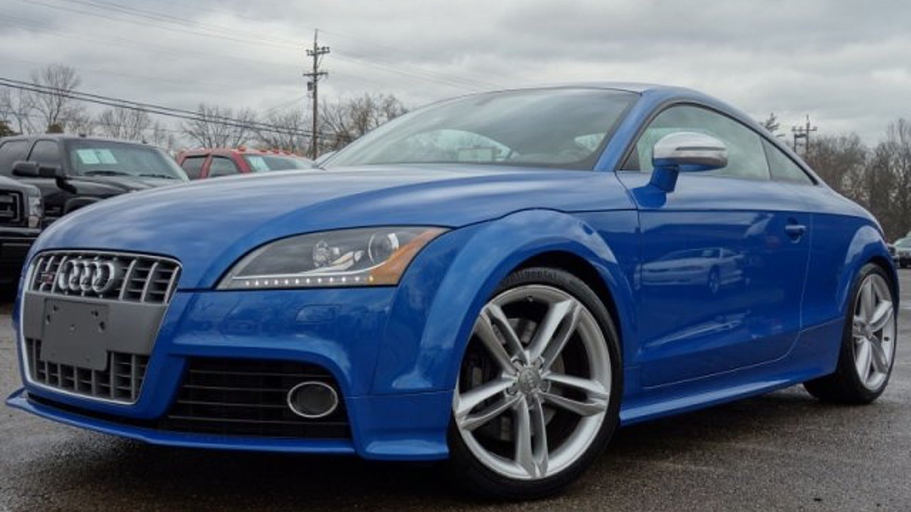 2009 Audi TTS 2.0T Coupe for sale 100974658