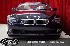 2009 BMW 650i Convertible for sale 100784512