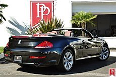 2009 BMW 650i Convertible for sale 100785146
