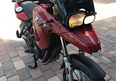 2009 BMW F650GS for sale 200522628