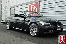 2009 BMW M3 Convertible for sale 100855044