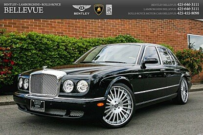 2009 Bentley Arnage R for sale 100770574