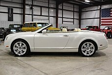 2009 Bentley Continental GTC Convertible for sale 100847355