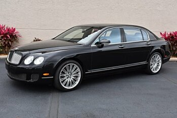 2009 Bentley Continental Flying Spur Speed for sale 100850237