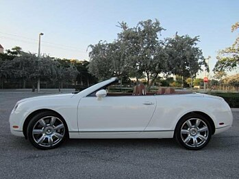 2009 Bentley Continental GTC Convertible for sale 100843728