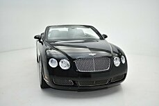 2009 Bentley Continental GTC Convertible for sale 100872630