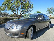 2009 Bentley Continental Flying Spur for sale 100968366