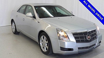 2009 Cadillac CTS for sale 100767964