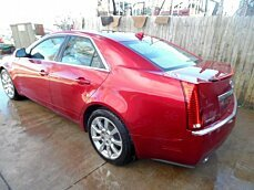 2009 Cadillac CTS for sale 100749837