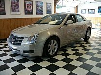 2009 Cadillac CTS for sale 100894266