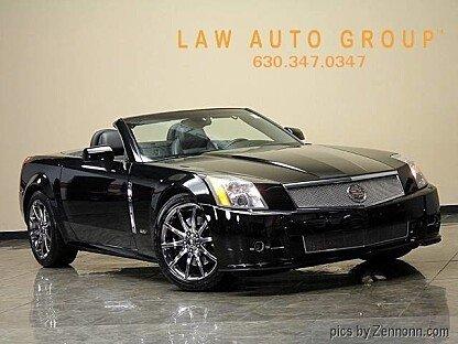 2009 Cadillac XLR V for sale 100783994