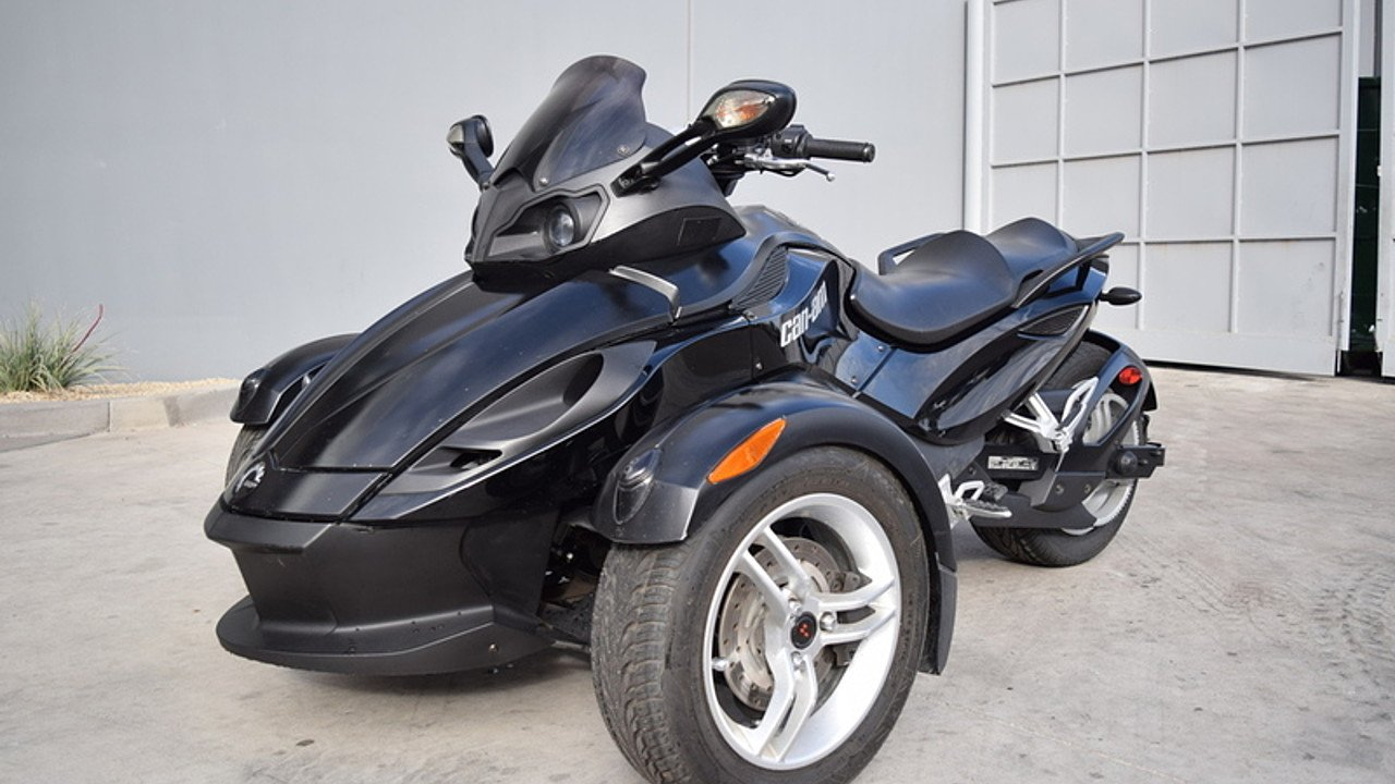 2009 Can-Am Spyder GS for sale 200525170