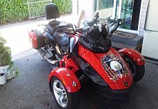 2009 Can-Am Spyder GS for sale 200479926