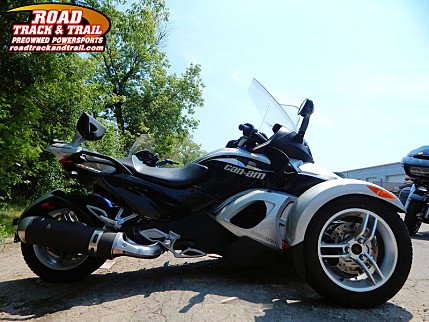 2009 Can-Am Spyder GS for sale 200623986