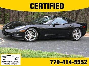 2009 Chevrolet Corvette Coupe for sale 100747291