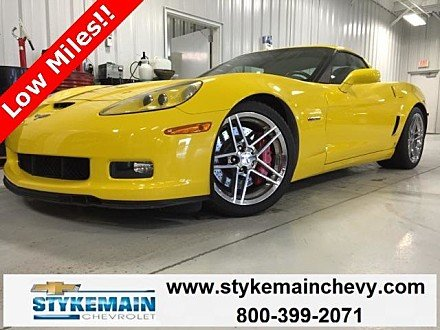 2009 Chevrolet Corvette Z06 Coupe for sale 100756188