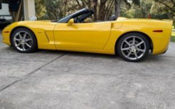 2009 Chevrolet Corvette Convertible for sale 100775567