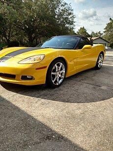 2009 Chevrolet Corvette Convertible for sale 100775567