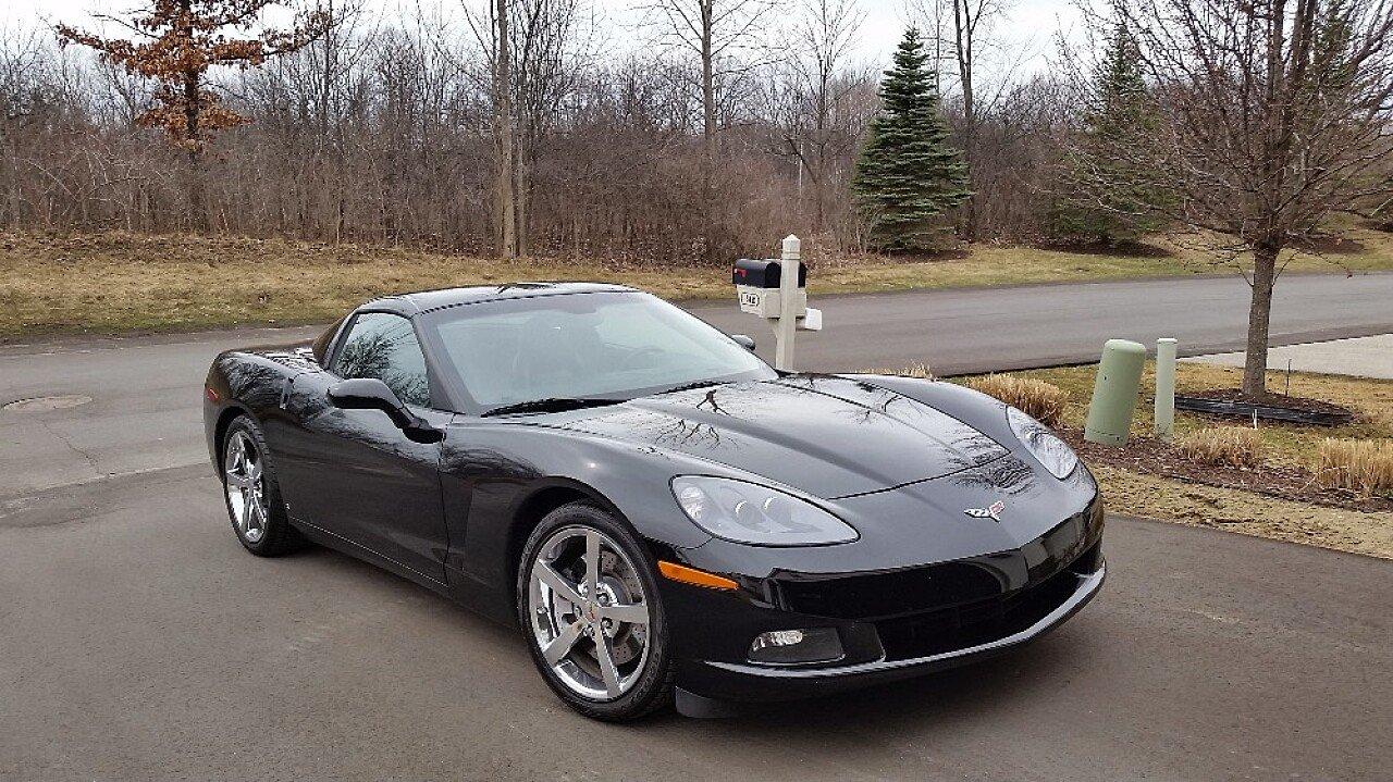 2009 Chevrolet Corvette Coupe for sale 100785869