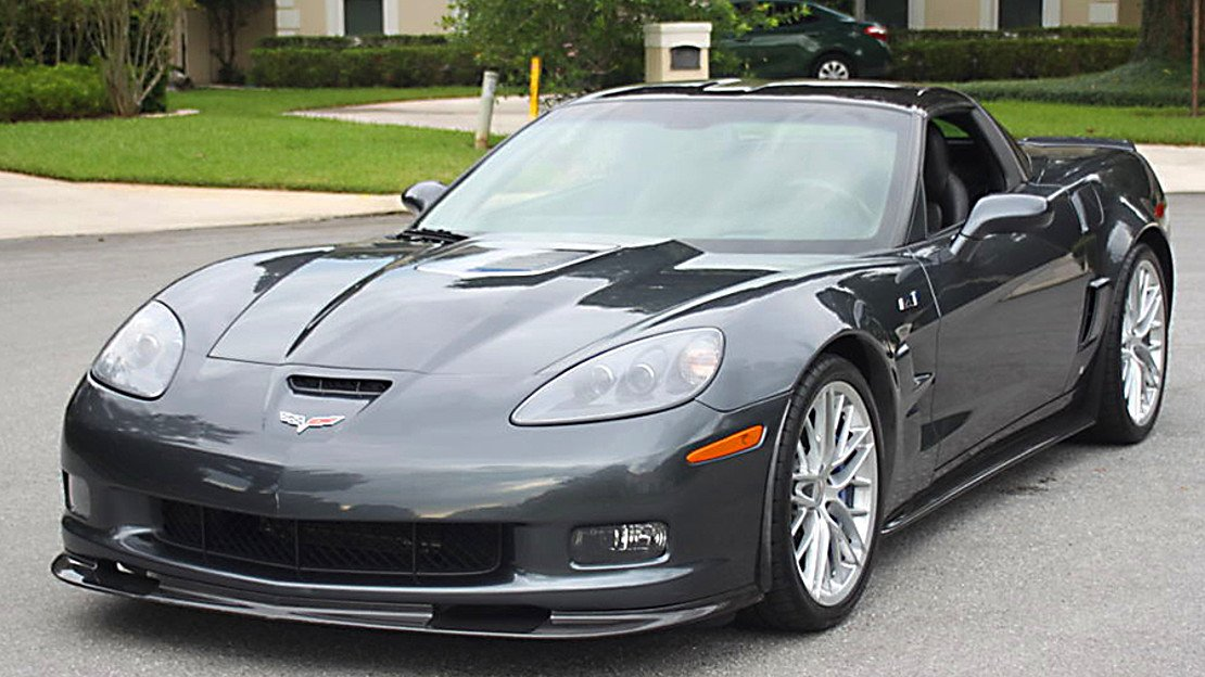 2009 Chevrolet Corvette ZR1 Coupe for sale 101022876