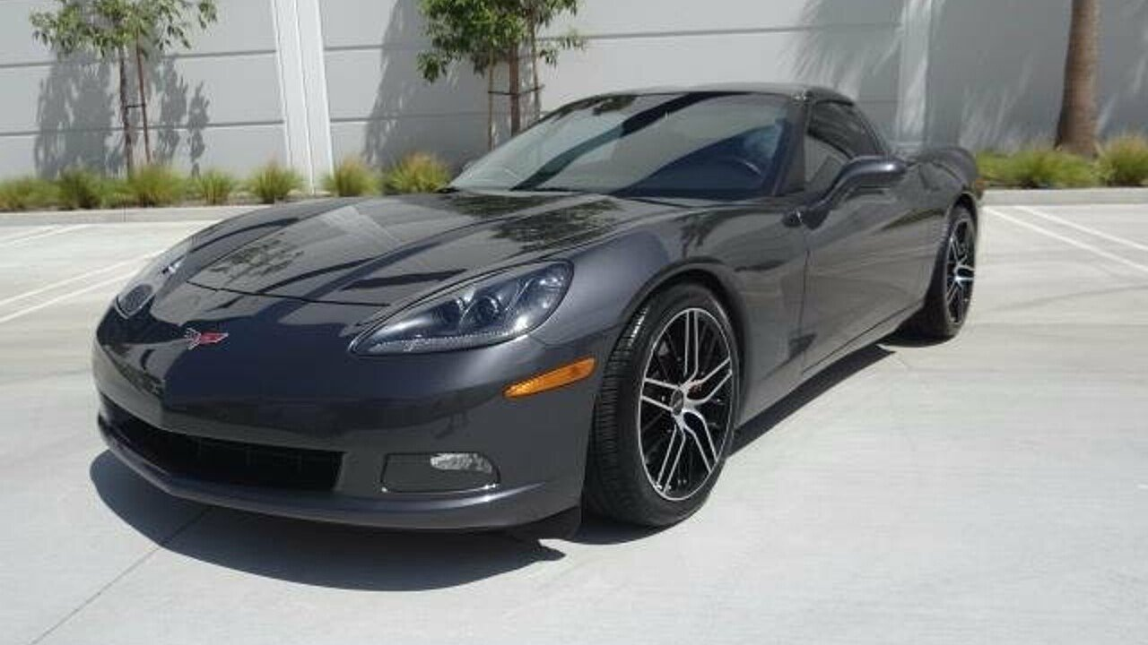 2009 Chevrolet Corvette Coupe for sale 100929249