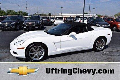 2009 Chevrolet Corvette Convertible for sale 100871255