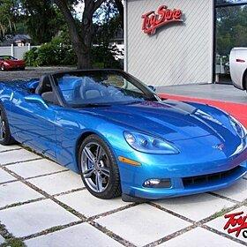 2009 Chevrolet Corvette Convertible for sale 100888354