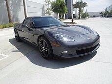 2009 Chevrolet Corvette Coupe for sale 100929249