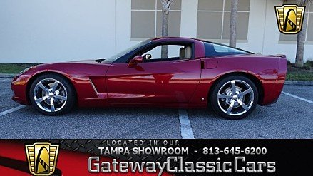 2009 Chevrolet Corvette Coupe for sale 100965187