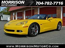 2009 Chevrolet Corvette Convertible for sale 100976832