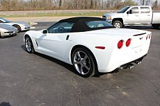 2009 Chevrolet Corvette Convertible for sale 100978561