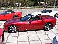 2009 Chevrolet Corvette Convertible for sale 100982483