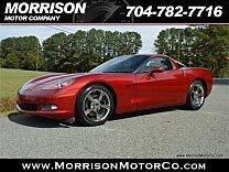2009 Chevrolet Corvette Coupe for sale 100989726