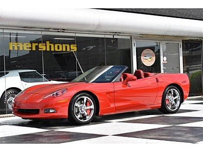 2009 Chevrolet Corvette Convertible for sale 100994305