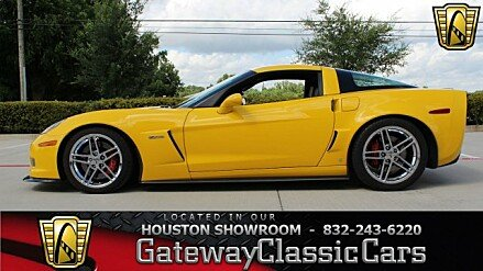 2009 Chevrolet Corvette Z06 Coupe for sale 101014446