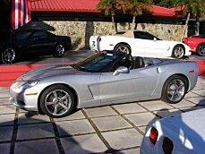 2009 Chevrolet Corvette Convertible for sale 101052452