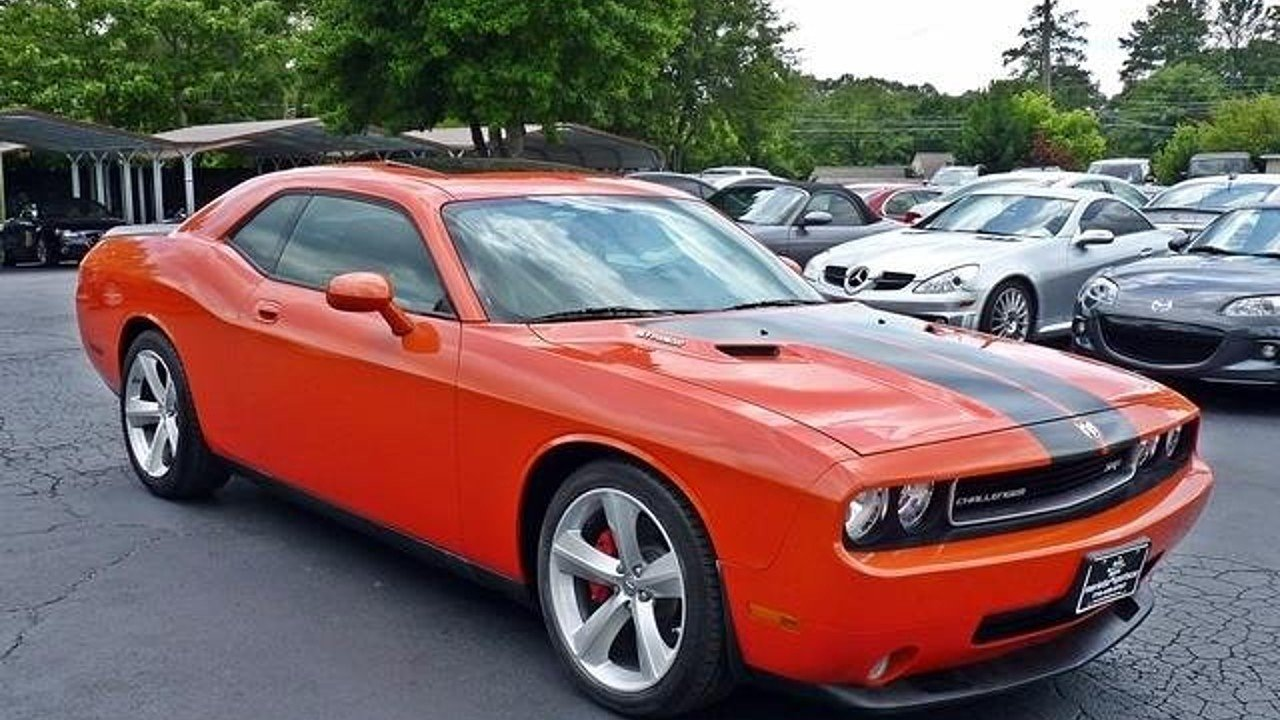 2009 Dodge Challenger for sale 100872625