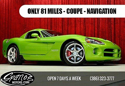 2009 Dodge Viper SRT-10 Coupe for sale 100773801