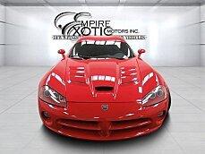 2009 Dodge Viper SRT-10 Coupe for sale 100835672