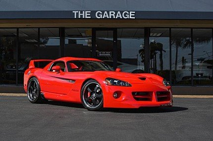 2009 Dodge Viper SRT-10 Coupe for sale 100849678