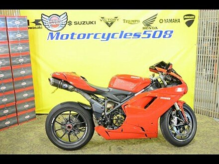 2009 Ducati Superbike 1198 for sale 200552729