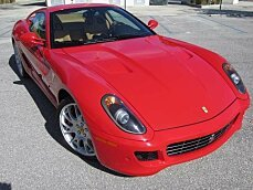 2009 Ferrari 599 GTB Fiorano for sale 100887429