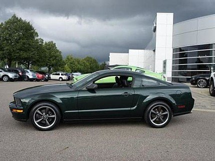 2009 ford mustang classics for sale classics on autotrader. Black Bedroom Furniture Sets. Home Design Ideas