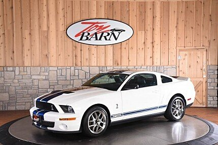 2009 Ford Mustang Shelby GT500 Coupe for sale 100942956