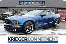 2009 Ford Mustang Shelby GT500 Coupe for sale 100954587