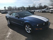 2009 Ford Mustang GT Convertible for sale 100955787