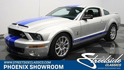 2009 Ford Mustang Shelby GT500 Coupe for sale 100980244