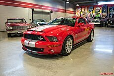 2009 Ford Mustang Shelby GT500 Coupe for sale 100987233