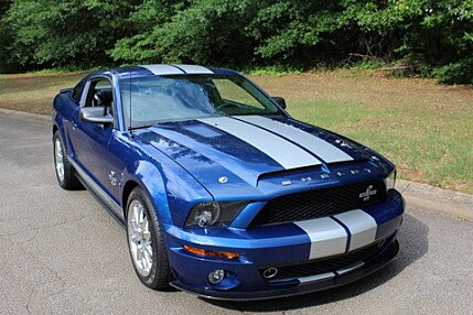 2009 Ford Mustang Shelby GT500 Coupe for sale 100990157
